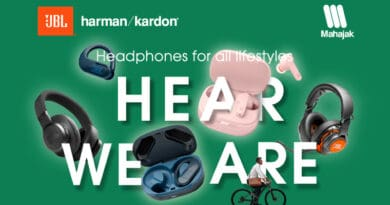 Promotion headphone for all lifestyles