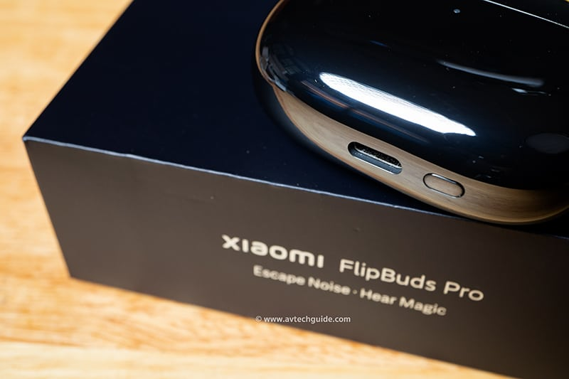 Review Xiaomi FlipBuds Pro ANC smart TWS