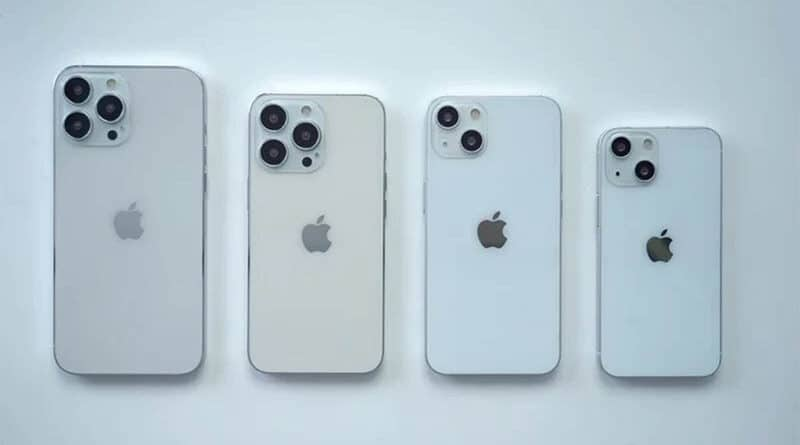 Rumored Apple will skip iPhone 13 series and release iPhone 14 series