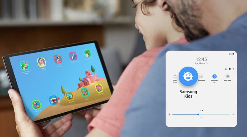 Samsung introduce Galaxy Tab A7 lite for family