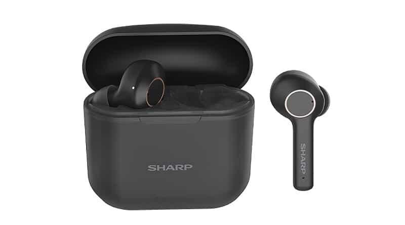 Sharp introduce wireless earbuds HP-TW30
