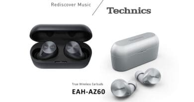Technics launch EAH-AZ60 EAH-AZ40 in Thailand