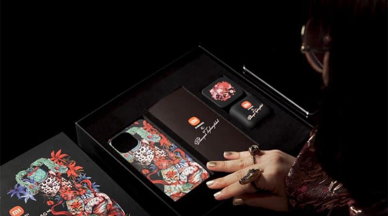 Xiaomi 11 Lite 5G NE x Yoon Phannapast