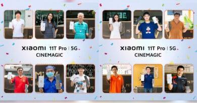 Xiaomi 11T Series Midnight Surprise campaign