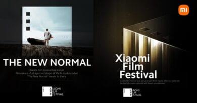 Xiaomi introduce Xiaomi Film Festival in The New Normal concept
