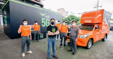 AIS 5G introduce iPhone 13 exclusive first delivery