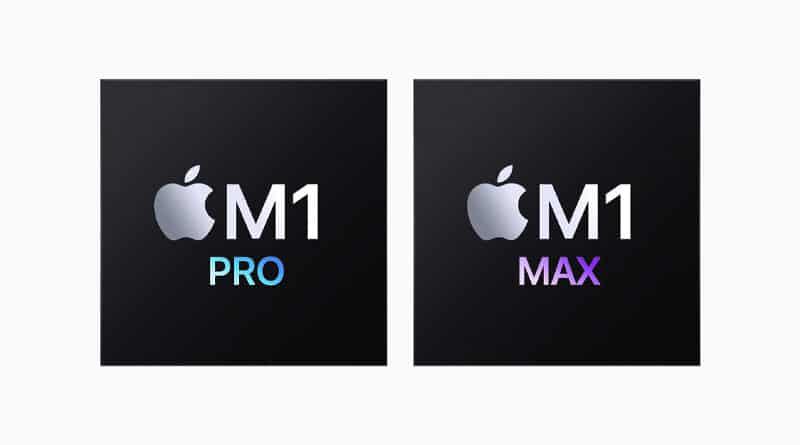 Apple introduce new Apple Silicon M1 Pro M1 Max processor