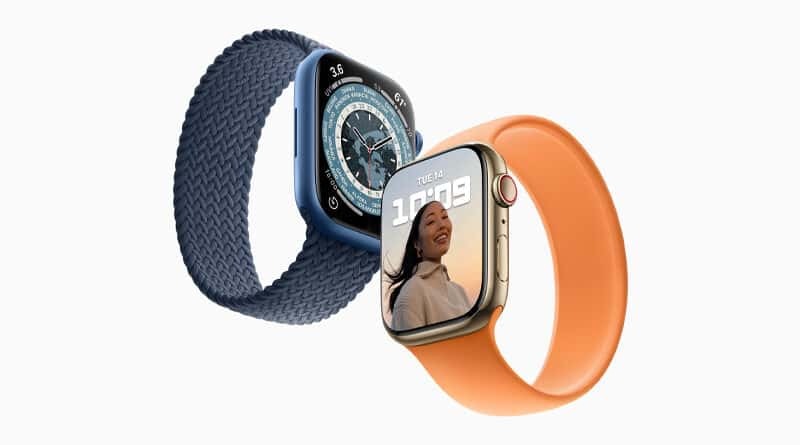 Apple Watch series 7 availability