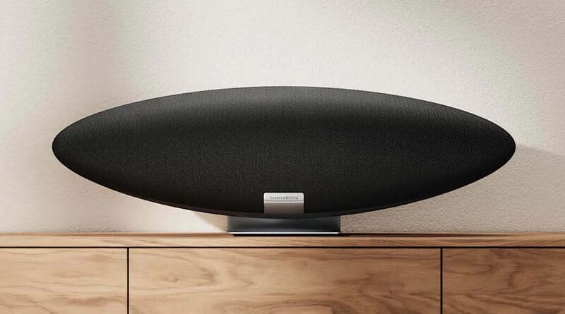 Bowers & Wilkins updates iconic Zeppelin speaker with Alexa AirPlay 2 and Formation multiroom streaming
