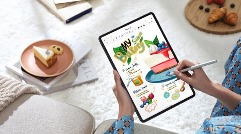 HUAWEI guide how to make money on MatePad Carnival promotion
