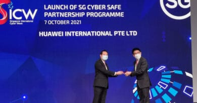 HUAWEI partners with CSA to fortify cyberspace and promote cybersecurity awareness
