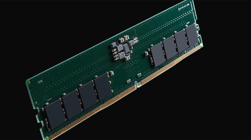 Kingston DDR5 Intel validation