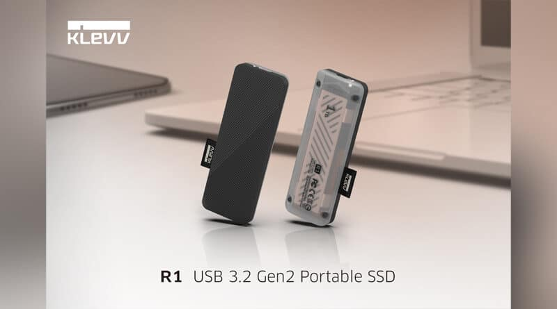 KLEVV introduce new S1 R1 high speed SSD
