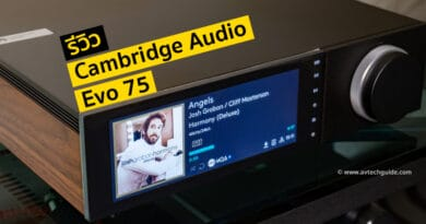 Review Cambridge Audio Evo 75 streaming integrated amplifier