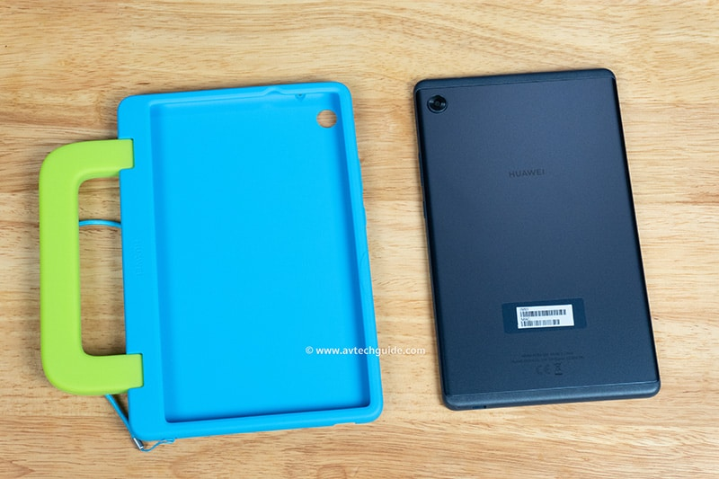Review HUAWEI MatePad T 8 Kids Edition smart tablet for children