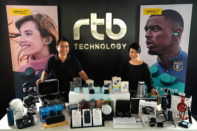 RTB announce 9 month success introduce Jabra Elite 7 Pro Elite 7 Active