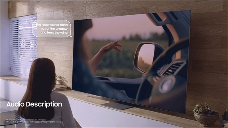 Samsung commits to build a more accessible world for all