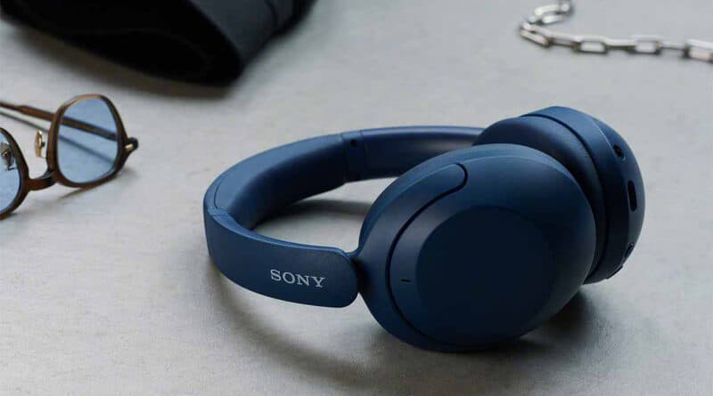 Sony launch new headphones WF-C500 WH-XB910N