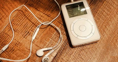 Today marks the 20th Anniversary of the iPod
